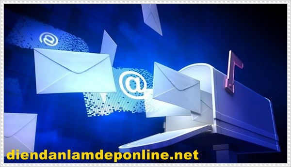 email rất dễ sử dụng