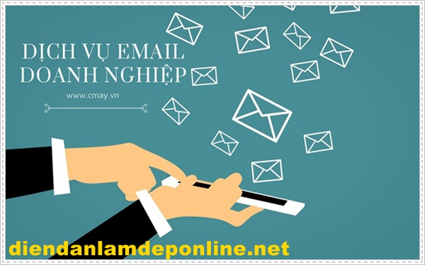 trái nghiệm G Suite mail công ty